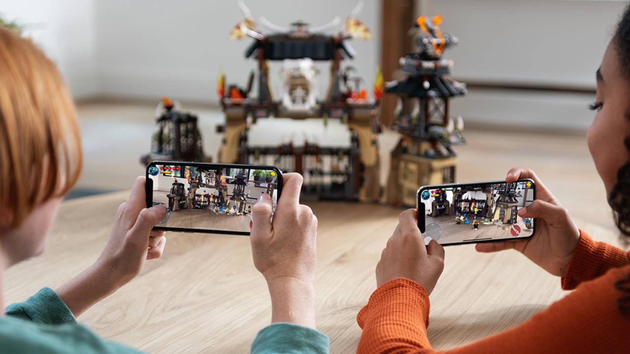 AR仮想現実に力を入れた新たなiOS12